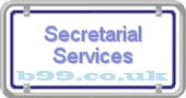 secretarial-services.b99.co.uk